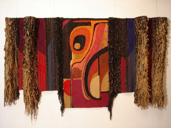 """Muestra """"Texto-textil"""" y taller """"La diversidad desde adentro"""""""