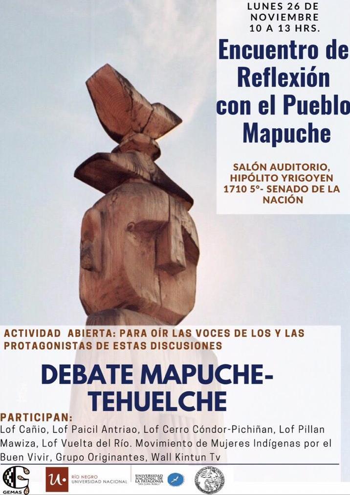 Encuentro de Reflexión con el Pueblo Mapuche: Perspectivas sobre la conflictividad