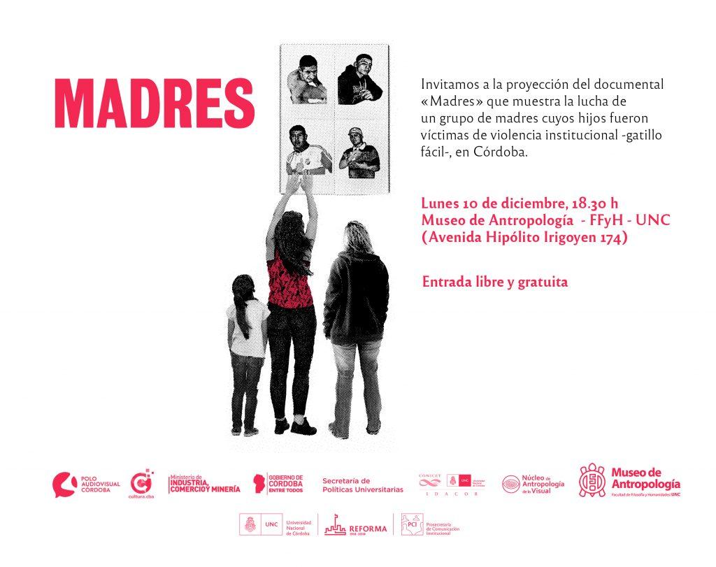 Proyección Documental MADRES en el Museo