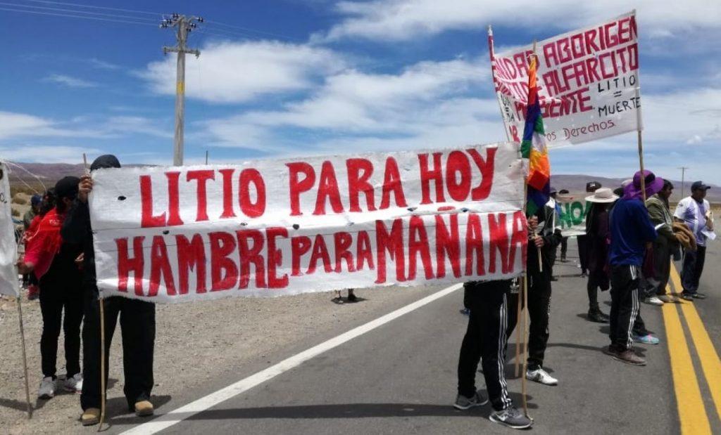 Sal y Litio: defensa ante el negocio del extractivismo en Salinas Grandes