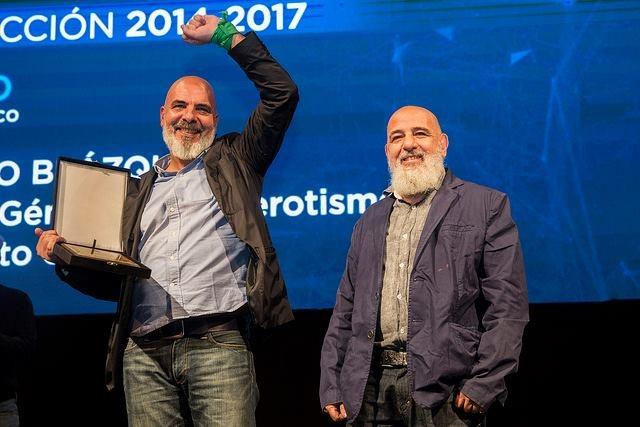 Premio Nacional a Gustavo Blázquez por su ensayo antropológico: ¡Bailaló!