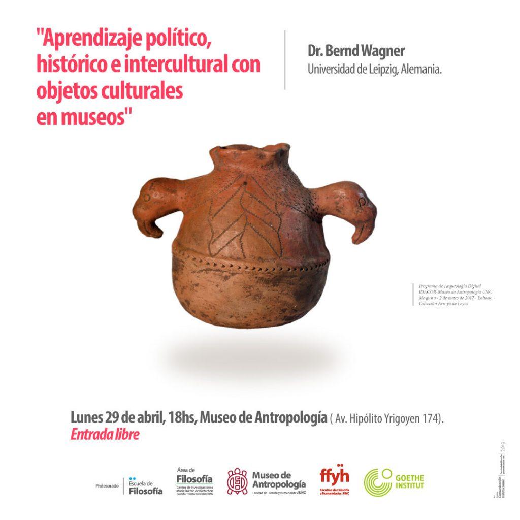 Aprendizaje político, histórico e intercultural con objetos culturales en museos