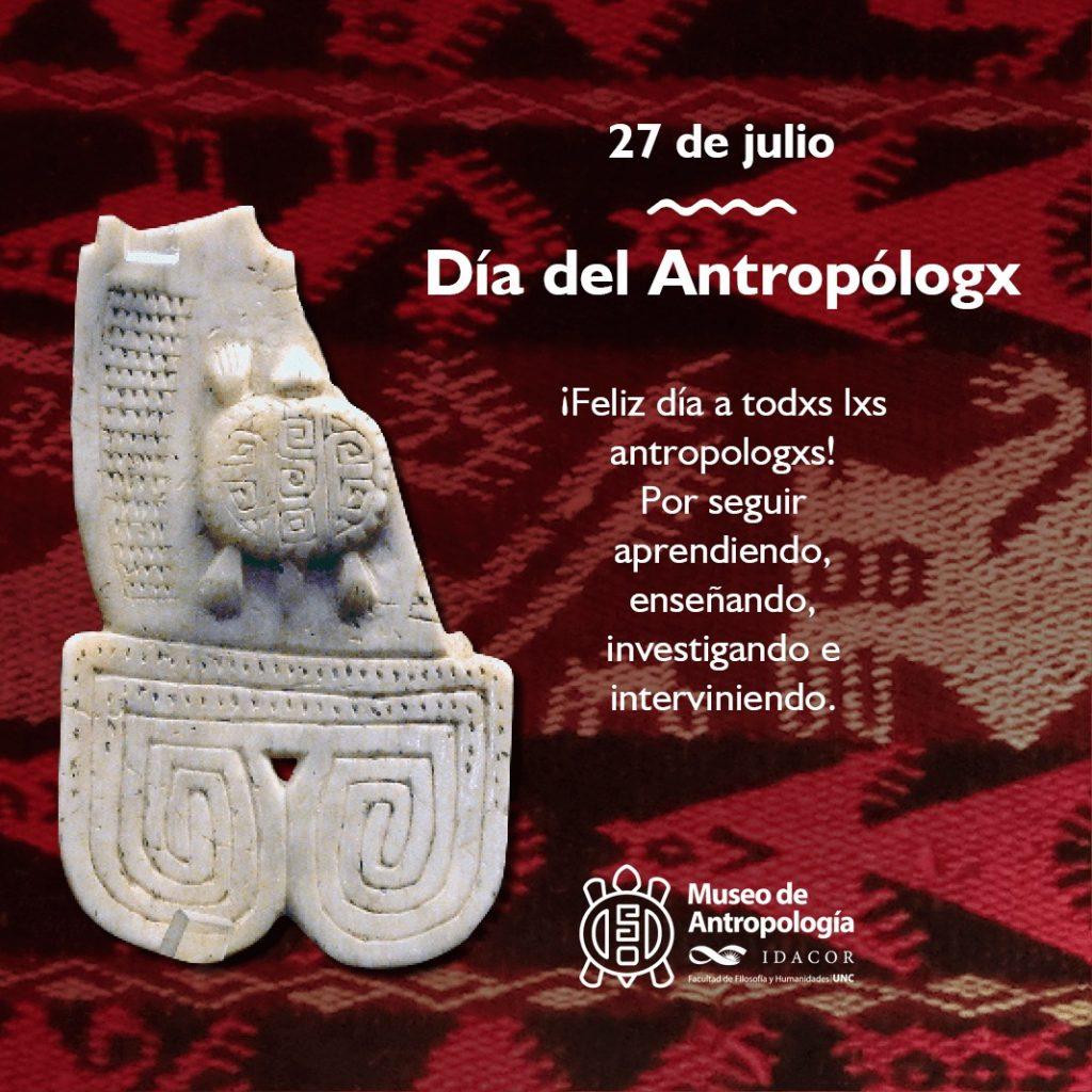 Día del Antropólogx